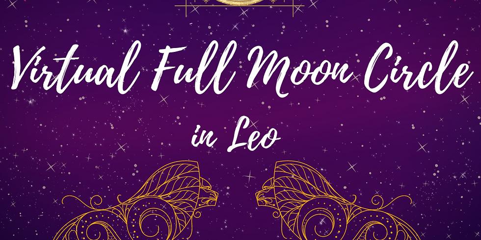 Jan 2021 Full Moon Circle