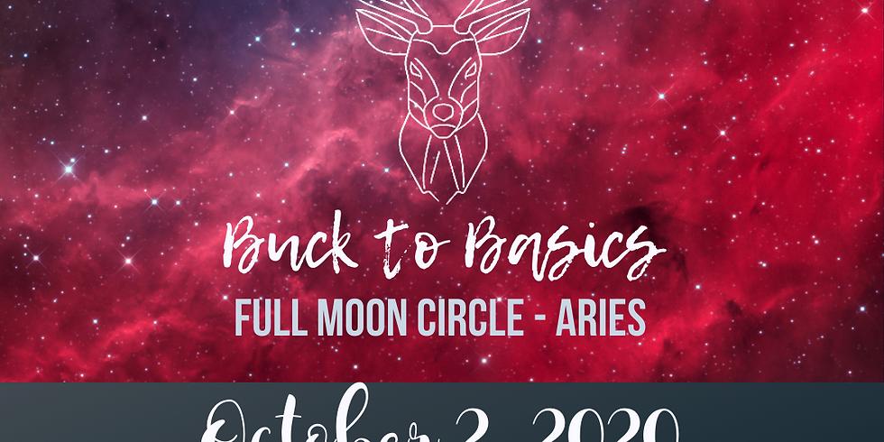 October Full Moon Circle