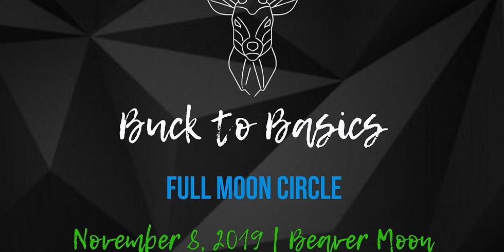 November Full Moon in Taurus