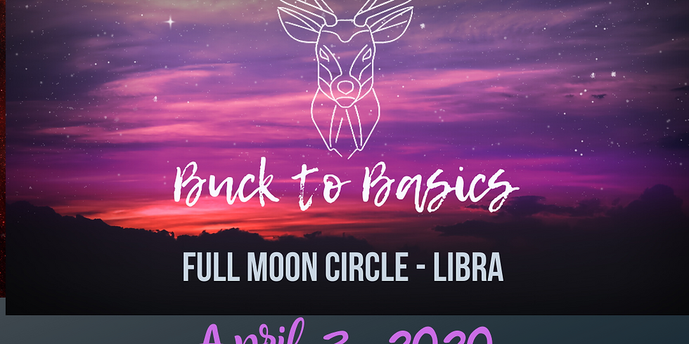 April Super Full Moon in Libra