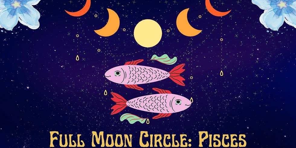September Full Moon Circle