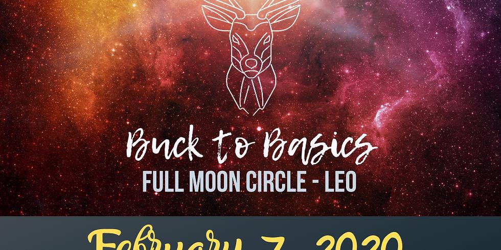 February Full Moon in Leo