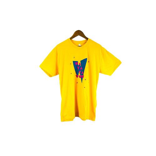 T-shirt Watatawow Jaune