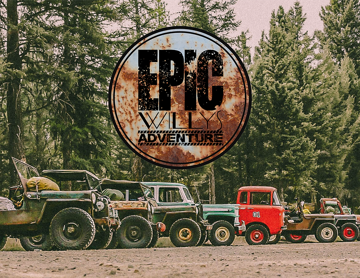 Epic Willys Adventure 2019 Calendar