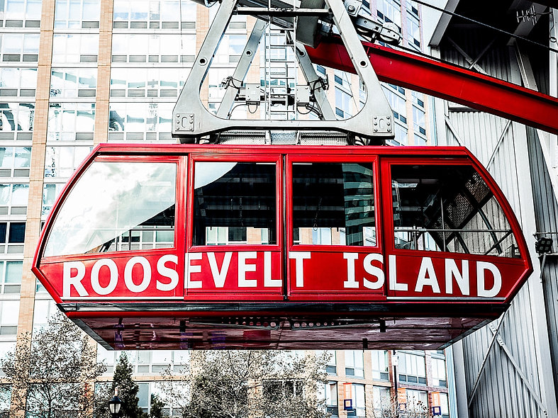 Roosevelt Island ride NYC