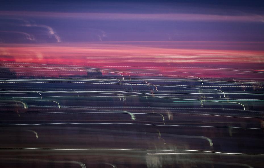 La Habana al amanecer - Moving Lights series