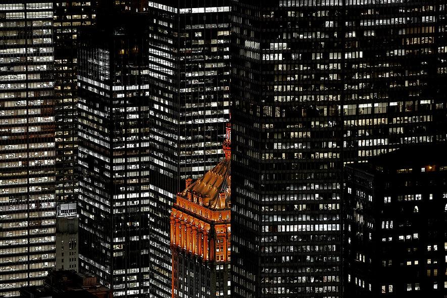NYC Buildings Series