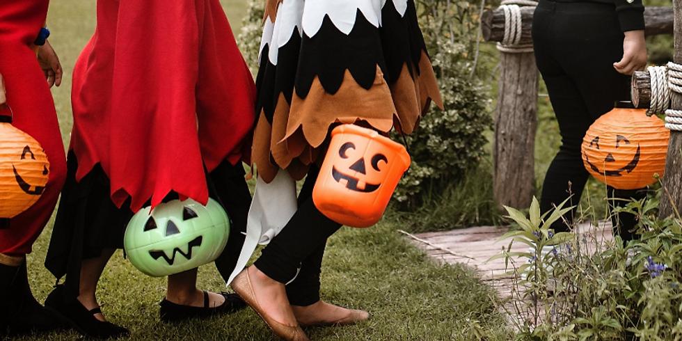 Halloween Home Party (Tanışma Zamanı)
