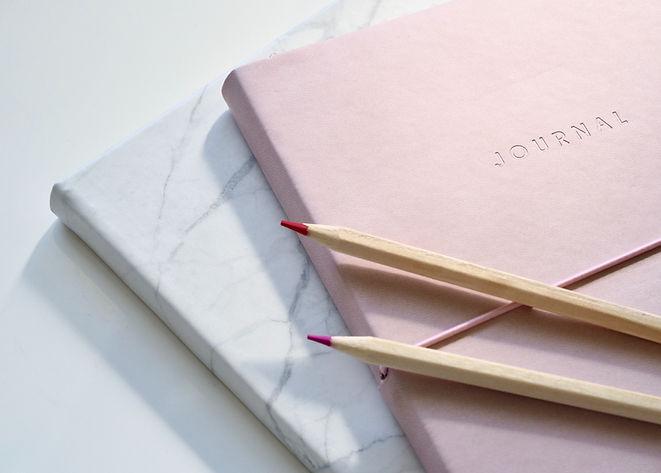 notebooks for brand brainstorming