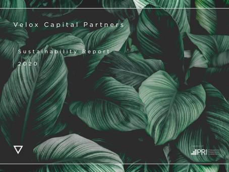 Velox Inaugural Sustainability Report