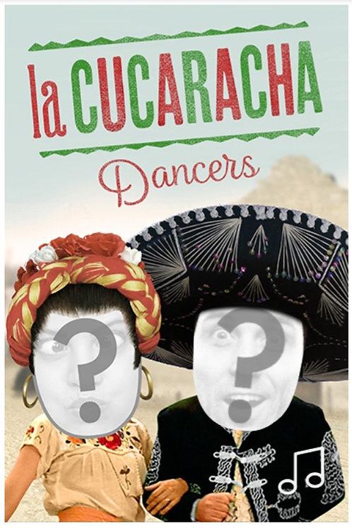 La Cucaracha Dancers Video