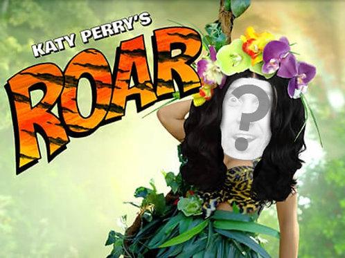 Roar by Katy Perry Video