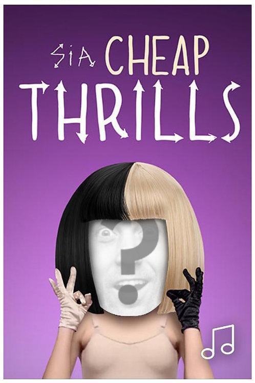 Sia - Cheap Thrills