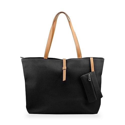 Faux Leather Messenger Handbag Totes Purse