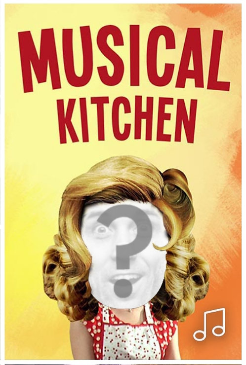 Musical Kitchen Mother's Day Video For Mom