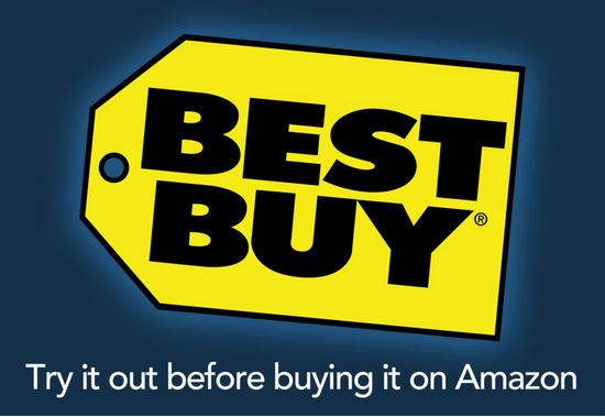 Honest Slogans: Best Buy
