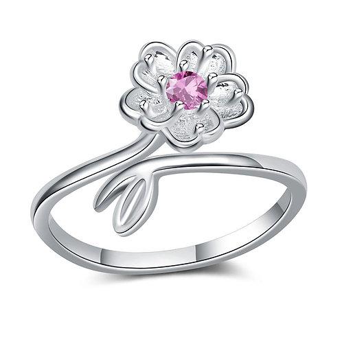 Sakura Index Finger Opening Ring
