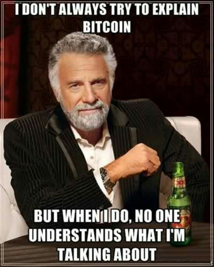 Daily's Cryptocurrency: The Most Interesting Man in the World - Bitcoin
