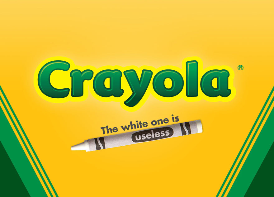 Honest Slogans: Crayola