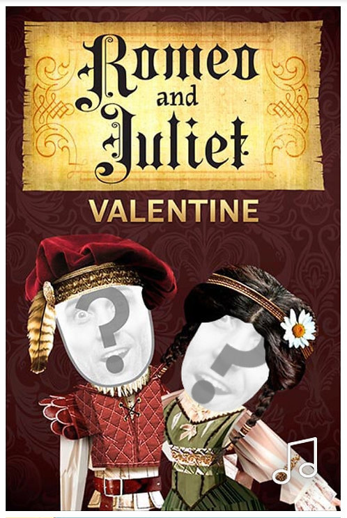 Romeo and Juliet Love Video