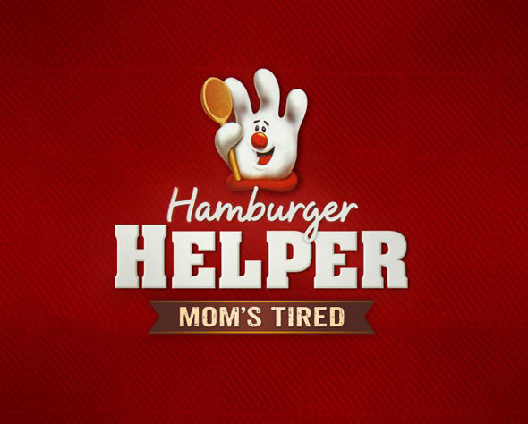 Honest Slogans: Hamburger Helper