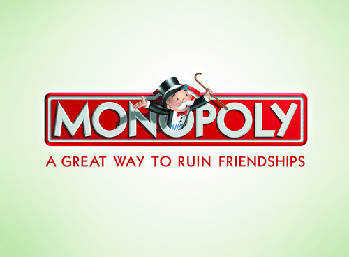 Monopoly: A Great Way To Ruin Friendships