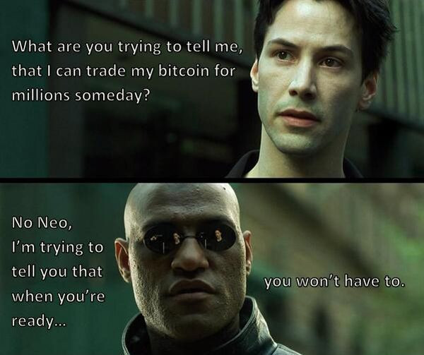 Daily's Cryptocurrency: The Matrix and Bitcoin