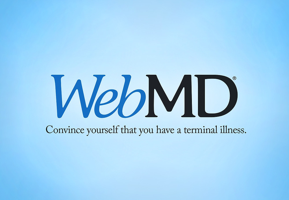 Honest Slogans: WebMD