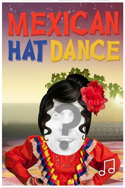 Mexican Hat Dance Video