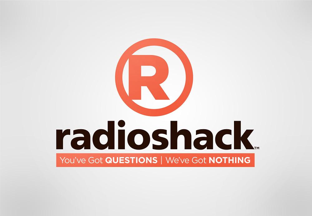 Honest Slogans Radioshack