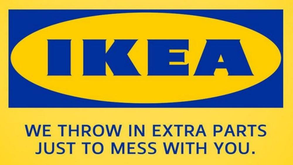 Honest Slogans: IKEA