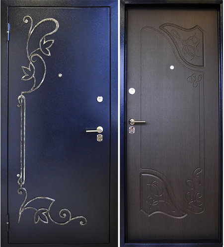"""Дверь металлическая """"Фриз2"""""""