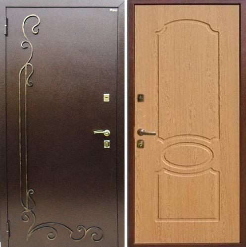 """Дверь металлическая """"Фриз1"""""""