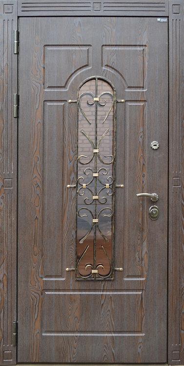 """Дверь металлическая """"Классик"""""""