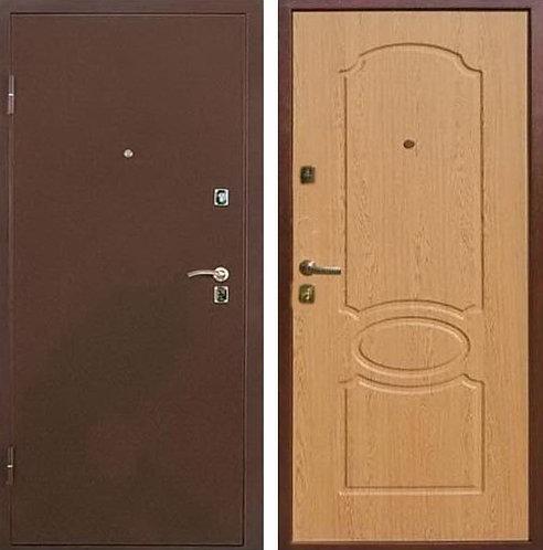 """Дверь металлическая """"Порошок-Накладка"""""""