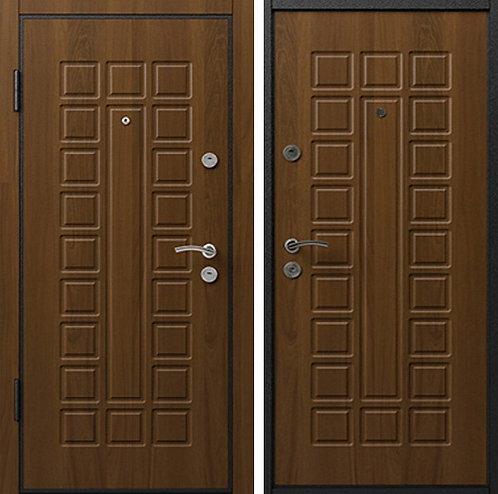 """Дверь металлическая """"Накладка-Накладка"""""""