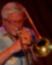 Jazz Consortium Big Band trombonist