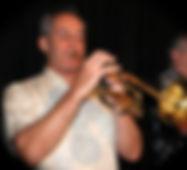 Jazz Consortium Big Band lead trumpet