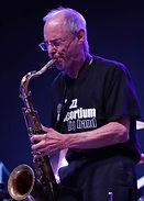 Jazz Consortium Big Band alto saxophonist