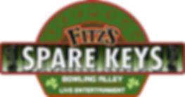 Fitz's Spare Keys logo