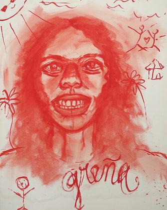 greña Monica Hernandez artist great gal