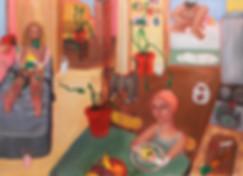 Scene 4 Monica Hernandez artist great gal