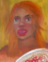 carmen spaghetti Monica Hernandez artist great gal