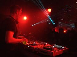 Night of DJ'ing