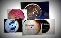 early experiments on vinyl