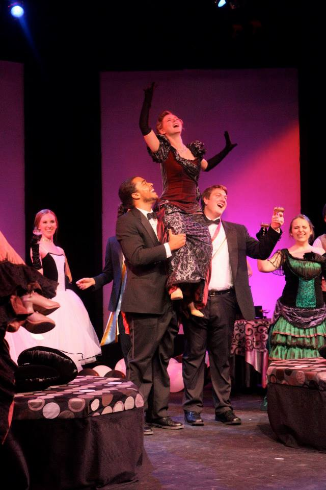 Die Fledermaus- Featured Ensemble