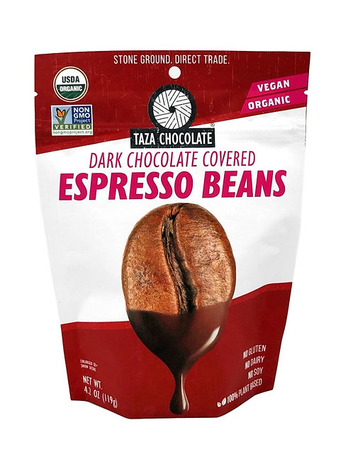Choco covered espresso beans