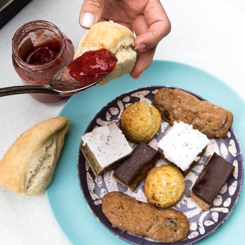 5 high tea sweets