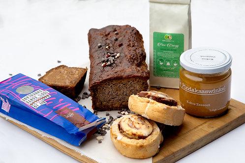 Willem-Pie's Breakfast Pretpakket