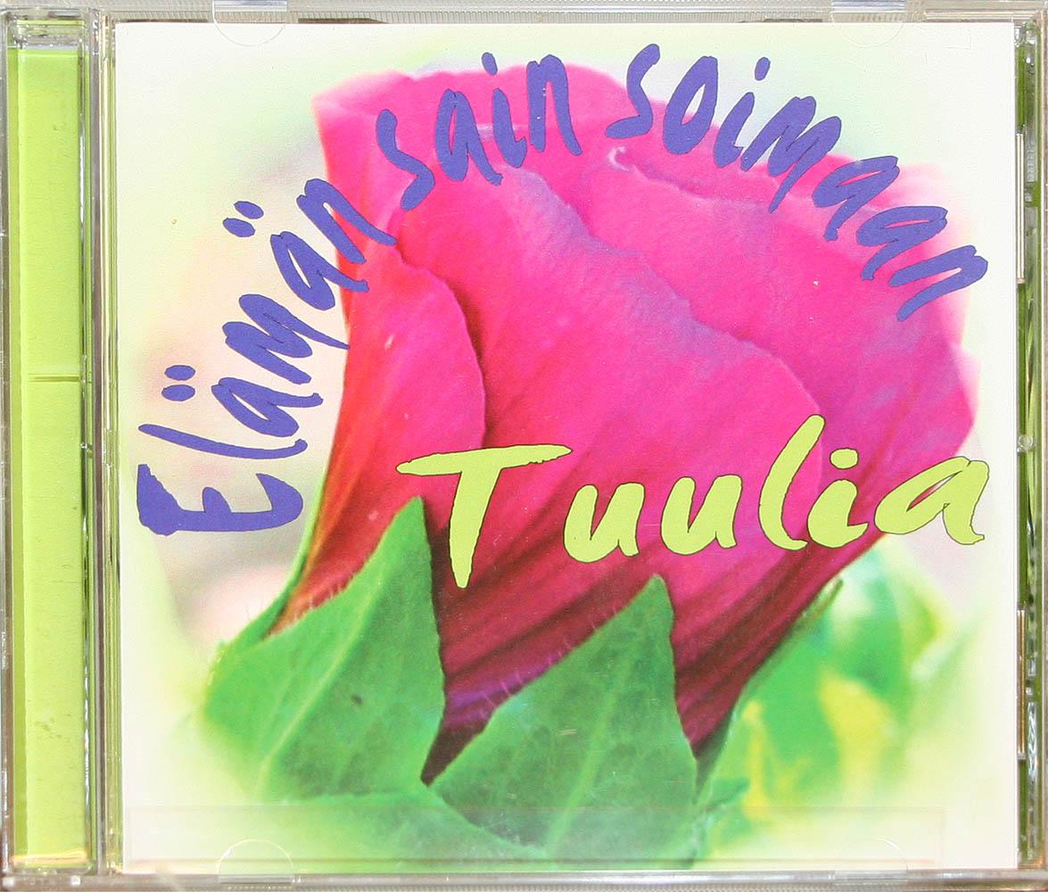 Tuulia-kuoron cd